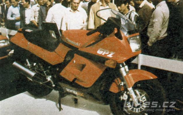 Kawasaki GPZ 1000 RX