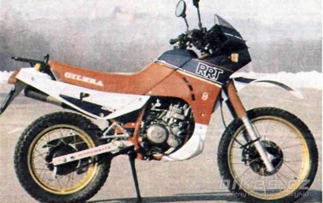 Gilera Nebraska RRT 125