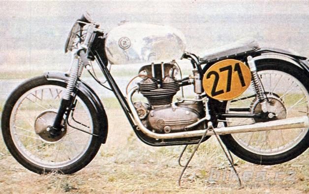 ČZ 125 typ 852