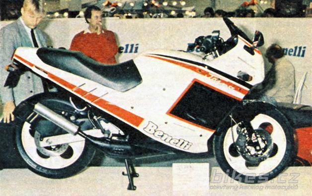 Benelli Jarno 125
