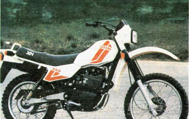SWM XN 350