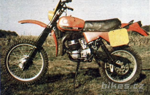 ČZ MTX 125