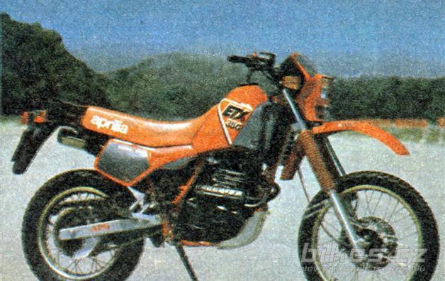 Aprilia ETX 350