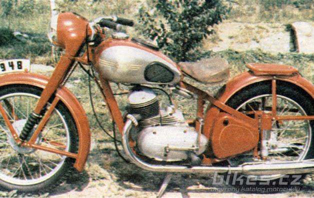 Jawa-Ogar 350