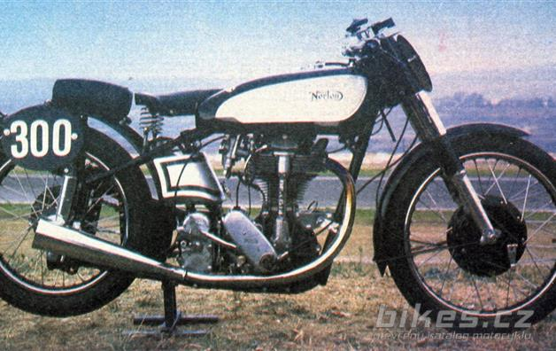 Norton Manx M 30