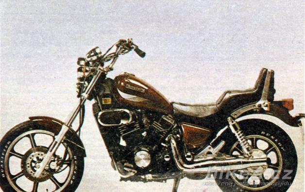 Kawasaki UN 750 Vulcan