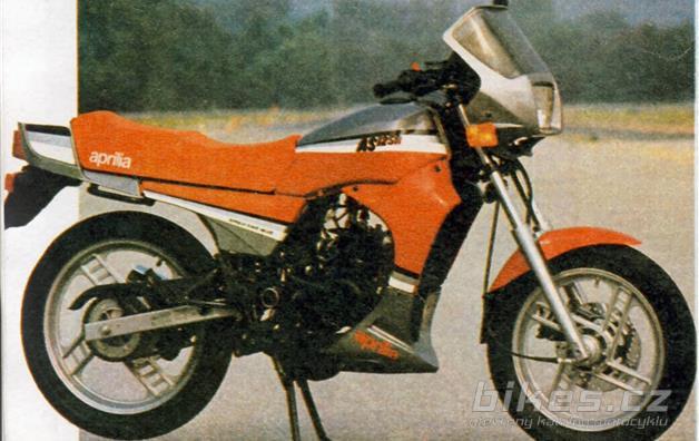 Aprilia AR-S 125