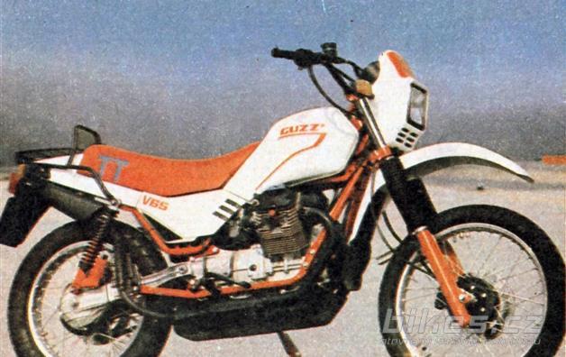 Moto Guzzi V 65 TT