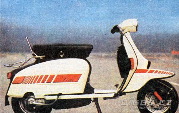 Lambretta 125 Lince