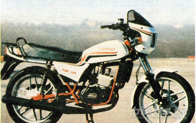 Garelli TSR 125