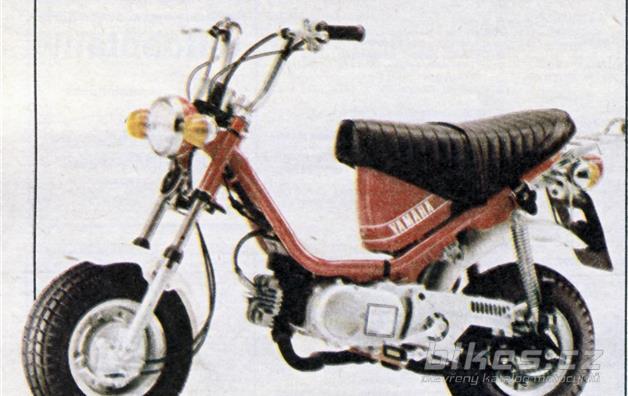 Yamaha Chappy LB 50 II AP