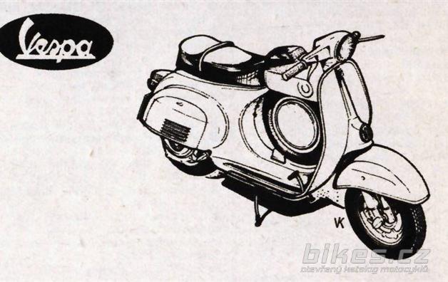 Vespa Super Sprint 90