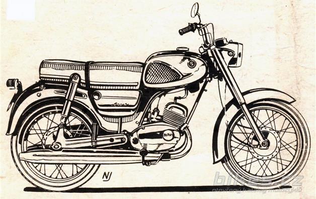 Suzuki 150 Olympian