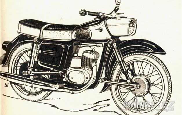 MZ ES 150