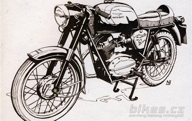 Moto Guzzi Stornello 125 Sport