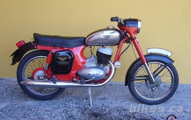 Jawa 250 California