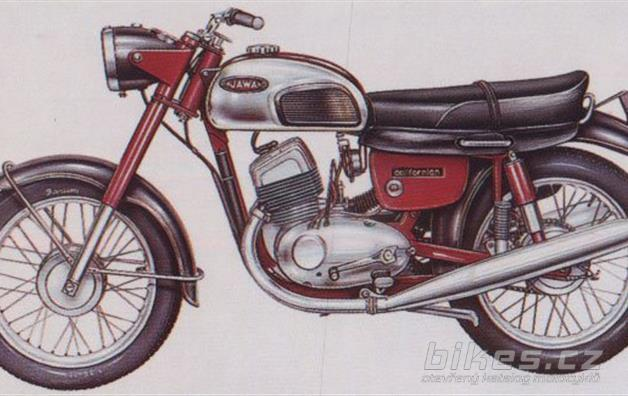 Jawa Californian 250