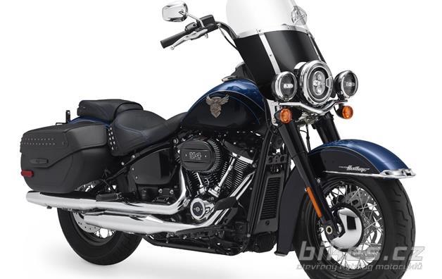 Harley-Davidson 115th Anniversary Heritage Classic 114