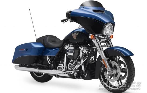 Harley-Davidson 115th Anniversary Street Glide