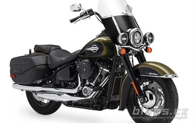 Harley-Davidson Softail Herritage Classic