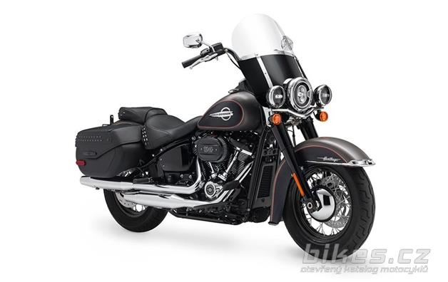 Harley-Davidson Softail Herritage Classic 114