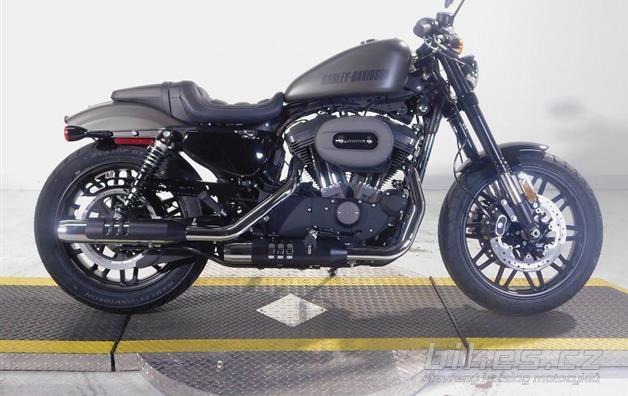 Harley-Davidson Sportster Roadster Dark Custom