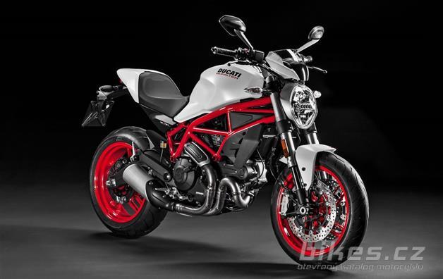 Ducati Monster 797 Plus