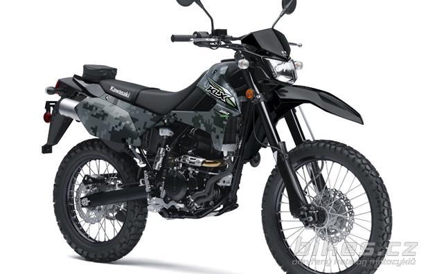 Kawasaki KLX250 Camo