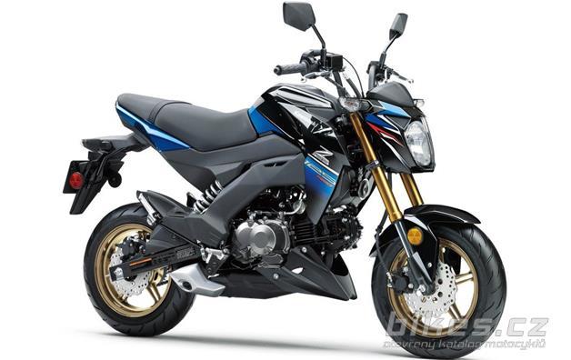 Kawasaki Z125 Pro SE