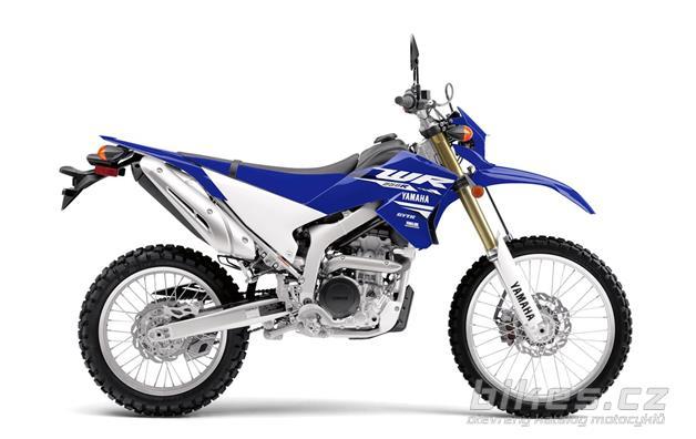 Yamaha WR 250 R