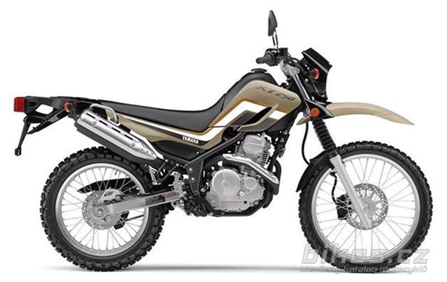 Yamaha XT 250
