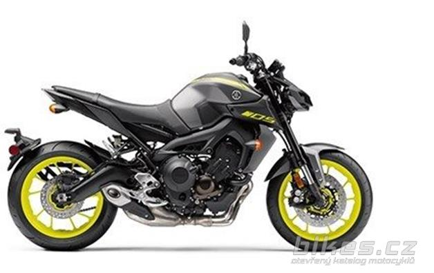 Yamaha MT-09 TR
