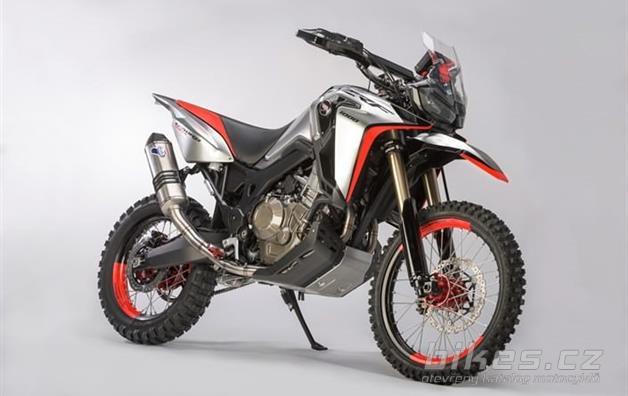 Honda Africa Twin Enduro Sports Concept