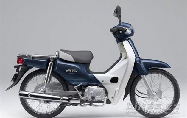 Honda Super Cub Pro 50