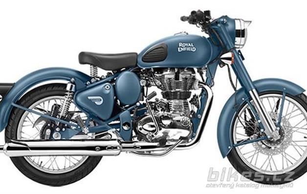 Enfield Classic Squadron Blue