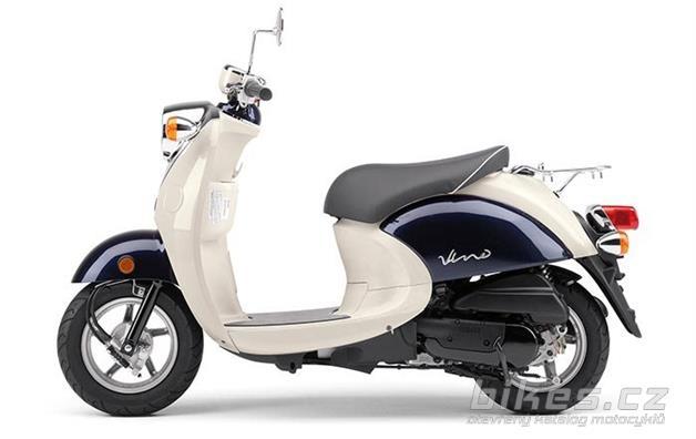 Yamaha Vino 50