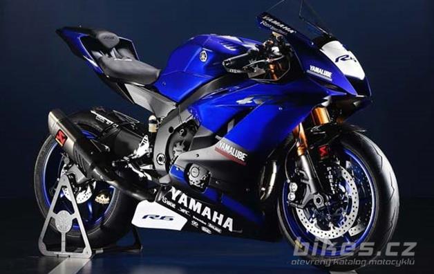 Yamaha YZF-R6 Racing