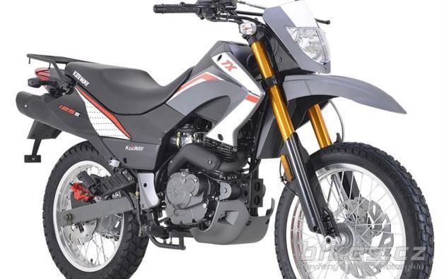 Keeway TX125 Enduro