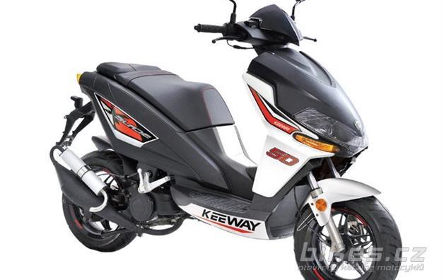 Keeway X Blade 50