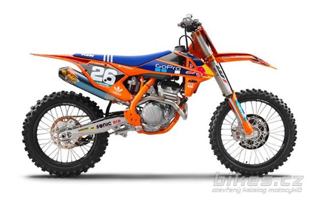 KTM 250 SX-F Factory Edition