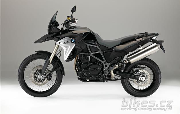 BMW F 800 GS Blackline LS