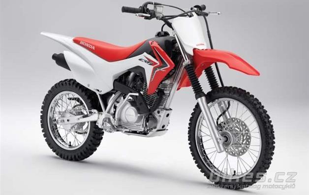 Honda CRF125F Big Wheel