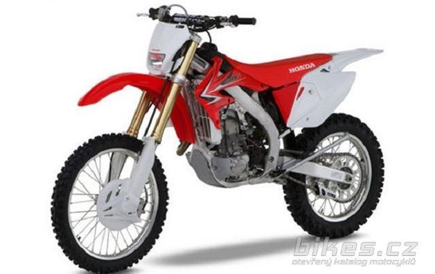 Honda CRF450X
