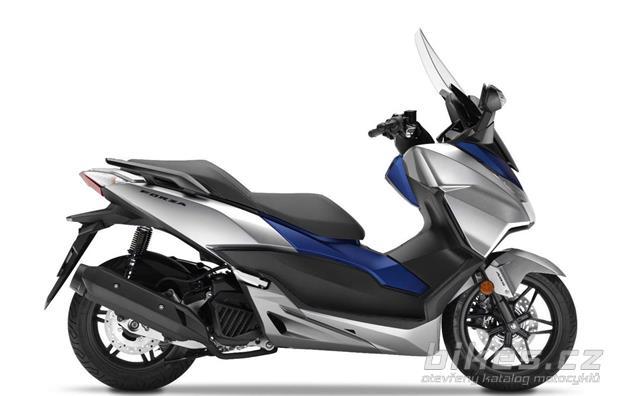 Honda Forza ABS