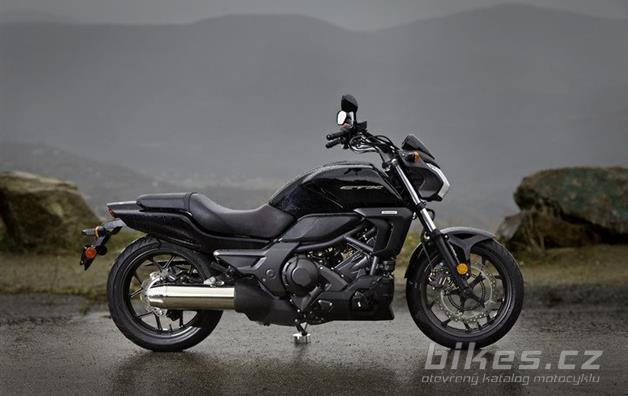 Honda CTX 700 N