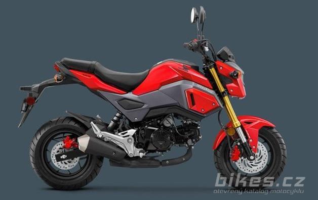 Honda Grom ABS