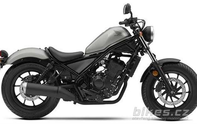 Honda Rebel 300 ABS