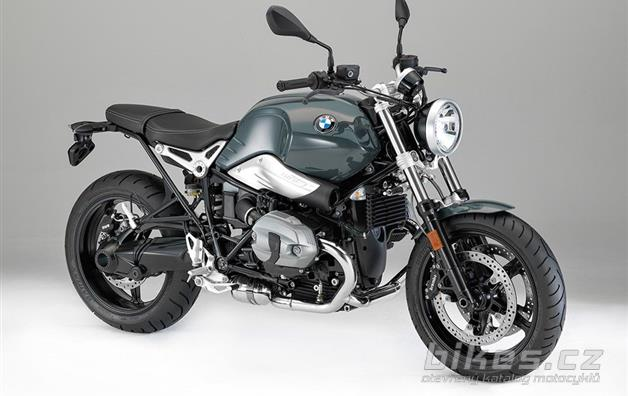 BMW R nine T Pure C