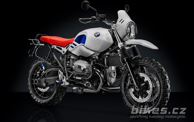 BMW R nineT Urban GS X