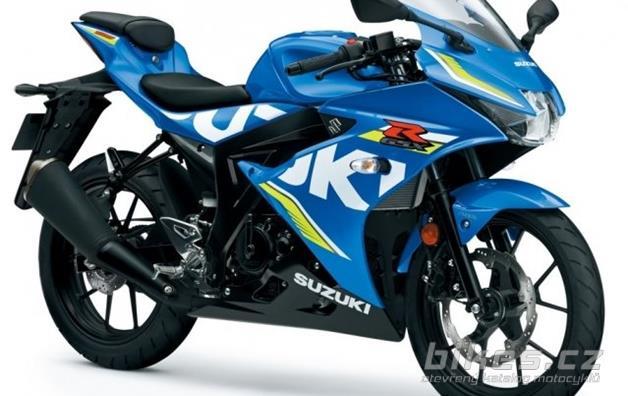 Suzuki GSX-R125 GP